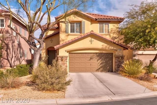 9138 Horizon Mist Avenue, Las Vegas, NV 89178 (MLS #2248973) :: The Shear Team