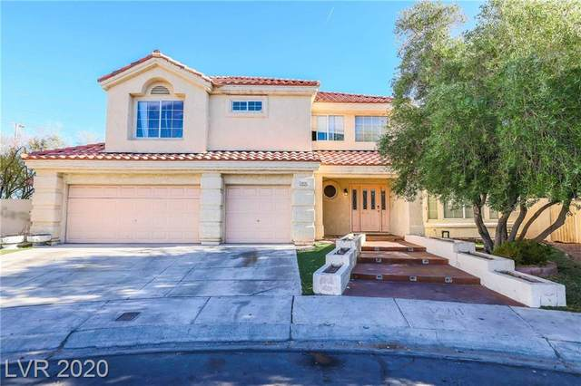 2628 Ohio Court, Las Vegas, NV 89128 (MLS #2248981) :: The Lindstrom Group