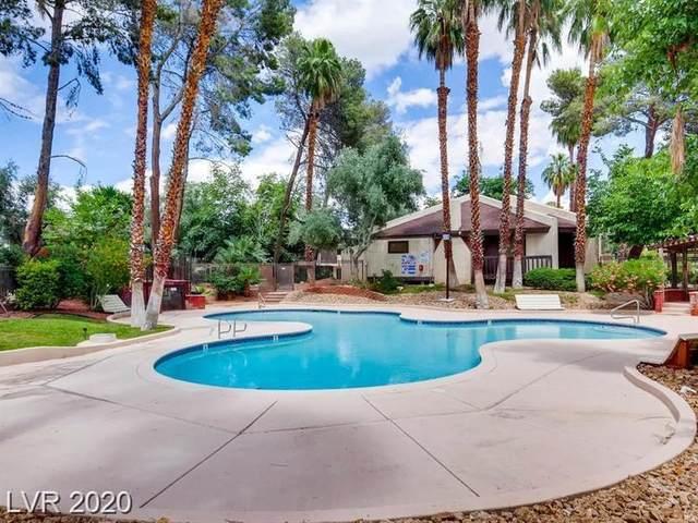 526 Delfern Lane, Las Vegas, NV 89169 (MLS #2249001) :: Team Michele Dugan