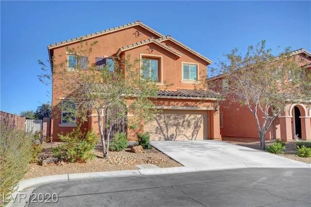 11210 Hazel Rock Street, Las Vegas, NV 89179 (MLS #2249016) :: The Lindstrom Group