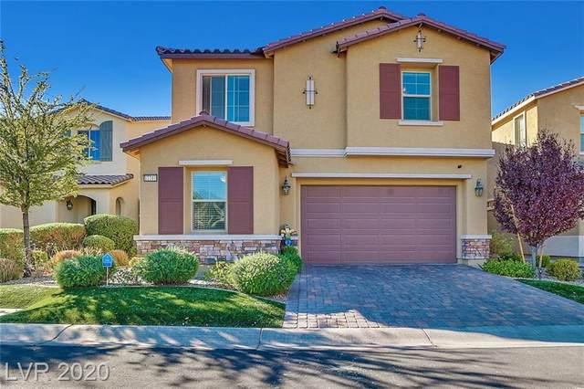 12211 Kings Eagle Street, Las Vegas, NV 89141 (MLS #2249022) :: The Lindstrom Group