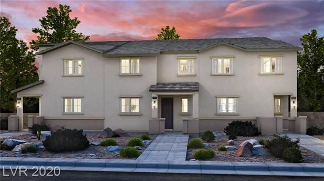 794 Spring Estates Avenue #3003, North Las Vegas, NV 89086 (MLS #2249048) :: Jeffrey Sabel