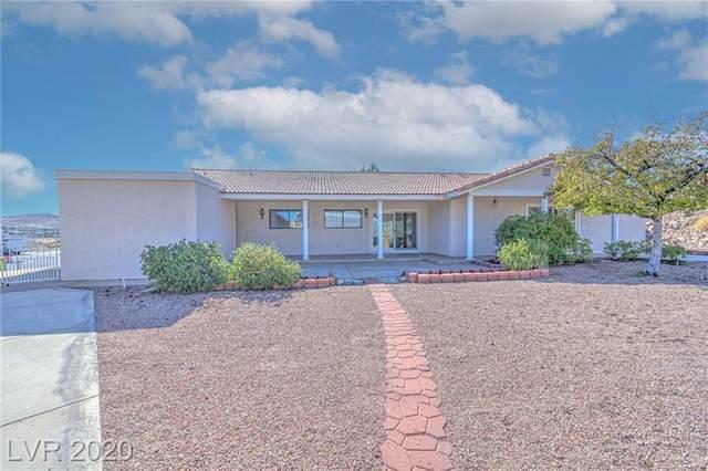 506 Bonni Place, Boulder City, NV 89005 (MLS #2249057) :: Signature Real Estate Group