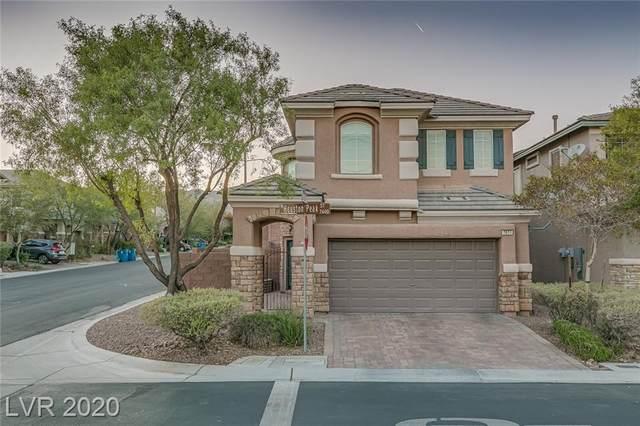 7611 Houston Peak Street, Las Vegas, NV 89166 (MLS #2249072) :: Hebert Group | Realty One Group