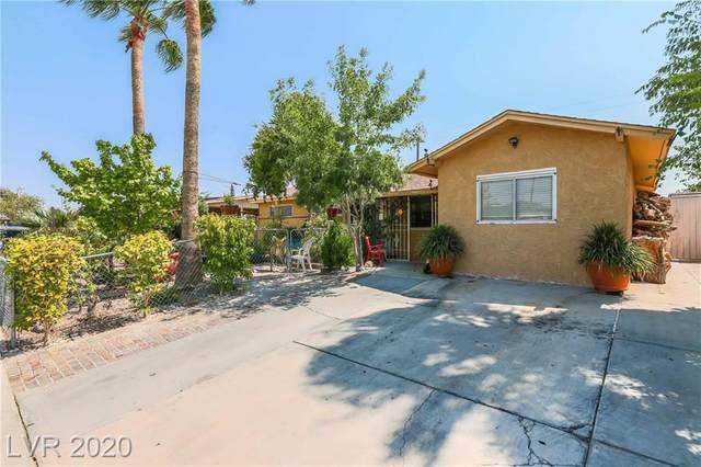 5821 Forrest Hills Lane, Las Vegas, NV 89108 (MLS #2249080) :: The Lindstrom Group