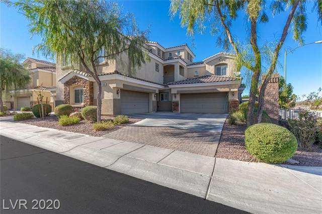 1109 Tuscan Sky Lane #1, Henderson, NV 89002 (MLS #2249087) :: Team Michele Dugan