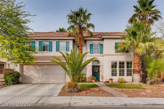 9700 Cherokee Avenue, Las Vegas, NV 89147 (MLS #2249117) :: The Lindstrom Group