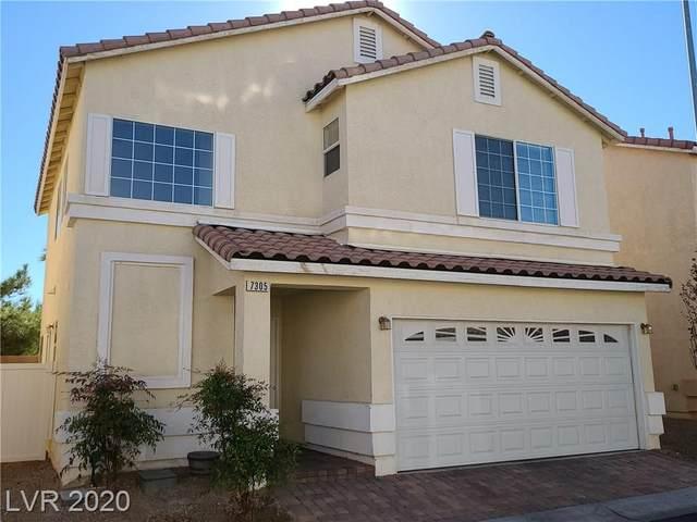 7305 Linaria Road, Las Vegas, NV 89113 (MLS #2249118) :: The Lindstrom Group