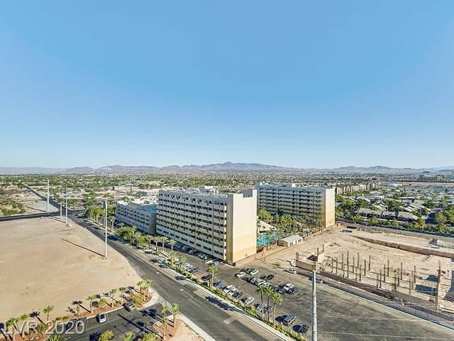 8255 Las Vegas Blvd Boulevard #1517, Las Vegas, NV 89123 (MLS #2249136) :: Jeffrey Sabel
