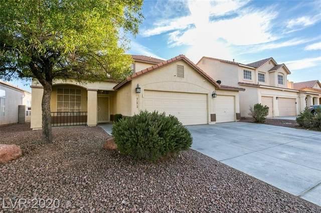 711 Corona Run Avenue, Las Vegas, NV 89123 (MLS #2249143) :: Hebert Group | Realty One Group