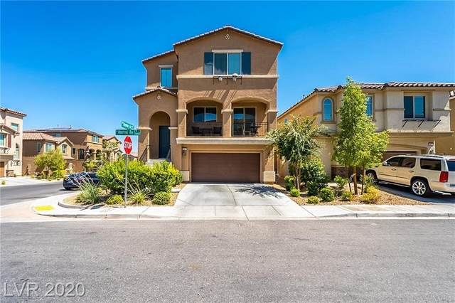 10802 Moosehead Bay Court, Las Vegas, NV 89179 (MLS #2249148) :: The Lindstrom Group