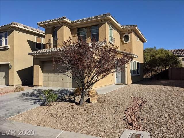 160 Red Tee Lane, Las Vegas, NV 89148 (MLS #2249150) :: Hebert Group | Realty One Group