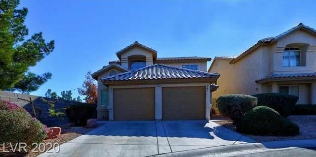 7553 Glowing Ember Court #101, Las Vegas, NV 89130 (MLS #2249203) :: The Lindstrom Group