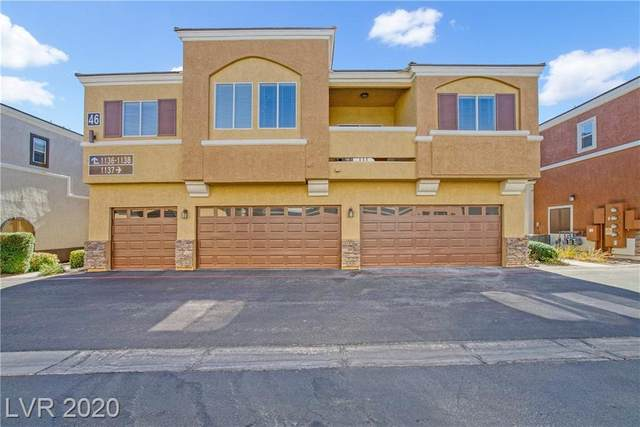 9303 Gilcrease Avenue #1137, Las Vegas, NV 89149 (MLS #2249216) :: Billy OKeefe | Berkshire Hathaway HomeServices