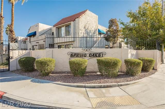4361 Sanderling Circle #36, Las Vegas, NV 89103 (MLS #2249218) :: Jeffrey Sabel