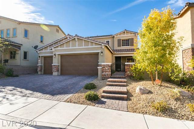 991 Floral Creek Court, Henderson, NV 89002 (MLS #2249220) :: Signature Real Estate Group