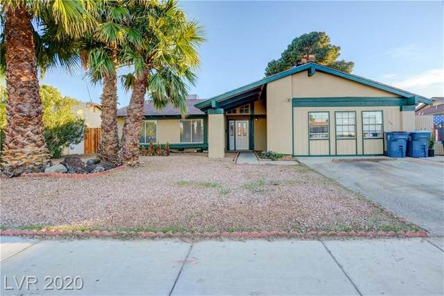 2287 Reno Avenue, Las Vegas, NV 89119 (MLS #2249229) :: Signature Real Estate Group