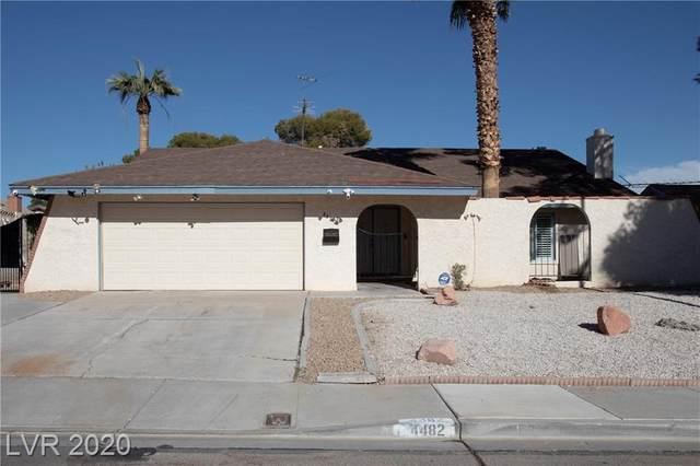 4482 Palencia Avenue, Las Vegas, NV 89121 (MLS #2249250) :: ERA Brokers Consolidated / Sherman Group