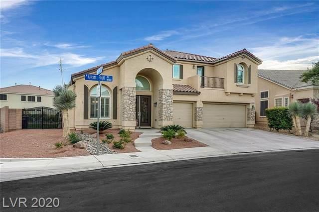 4105 Falcons Flight Avenue, North Las Vegas, NV 89084 (MLS #2249284) :: Signature Real Estate Group