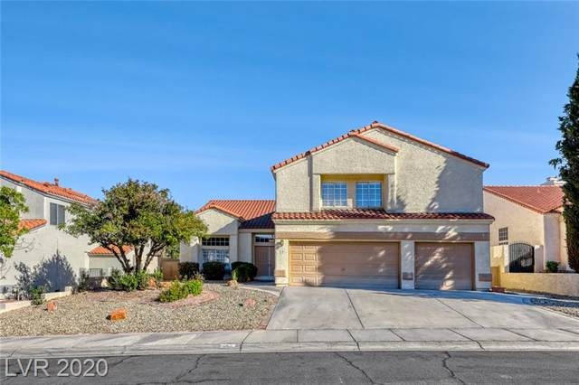 18 Stone Cress Drive, Henderson, NV 89074 (MLS #2249310) :: Signature Real Estate Group
