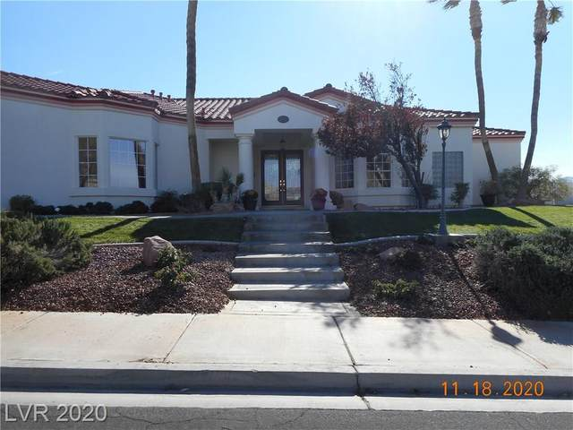 948 Armillaria Street, Henderson, NV 89011 (MLS #2249344) :: Hebert Group | Realty One Group