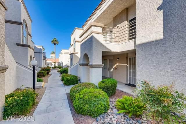 3150 Soft Breezes Drive #1032, Las Vegas, NV 89128 (MLS #2249345) :: The Lindstrom Group