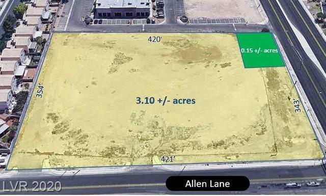 Cheyenne, North Las Vegas, NV 89032 (MLS #2249347) :: Vestuto Realty Group