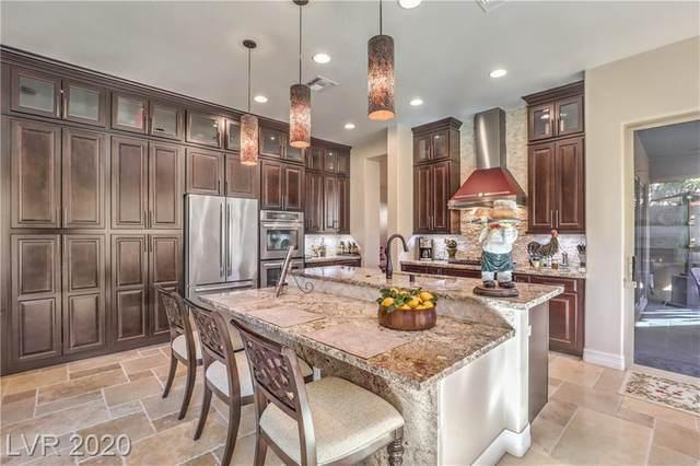 5 Woodshole Court, Henderson, NV 89052 (MLS #2249358) :: Signature Real Estate Group