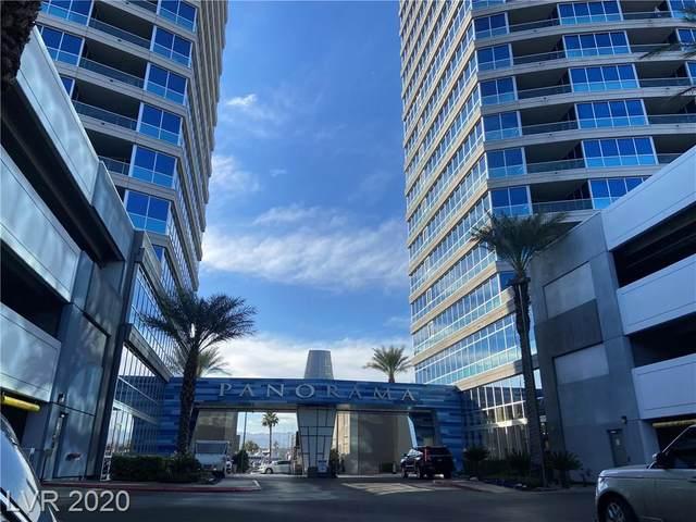 4525 Dean Martin Drive #901, Las Vegas, NV 89103 (MLS #2249369) :: Jeffrey Sabel