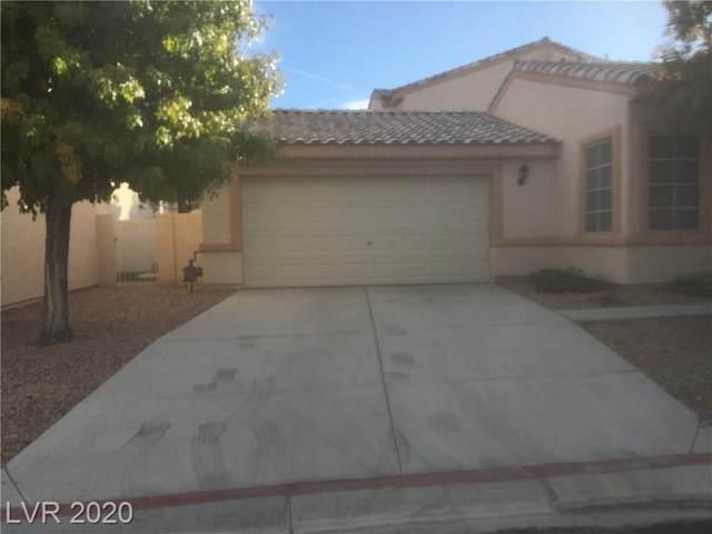 7749 Yondering Avenue, Las Vegas, NV 89131 (MLS #2249370) :: The Lindstrom Group