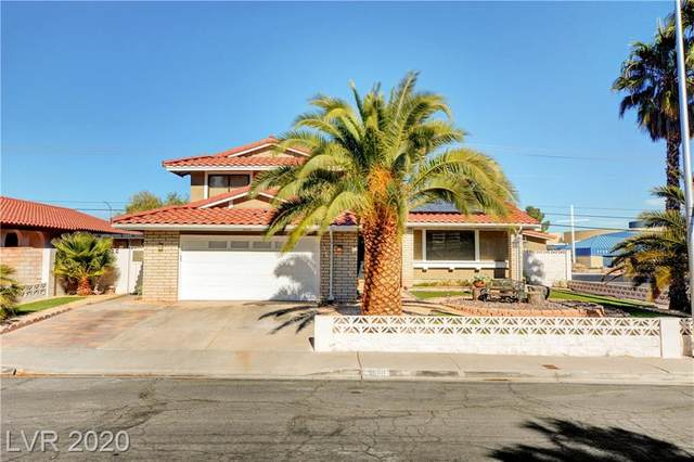3690 La Junta Drive, Las Vegas, NV 89120 (MLS #2249403) :: Signature Real Estate Group