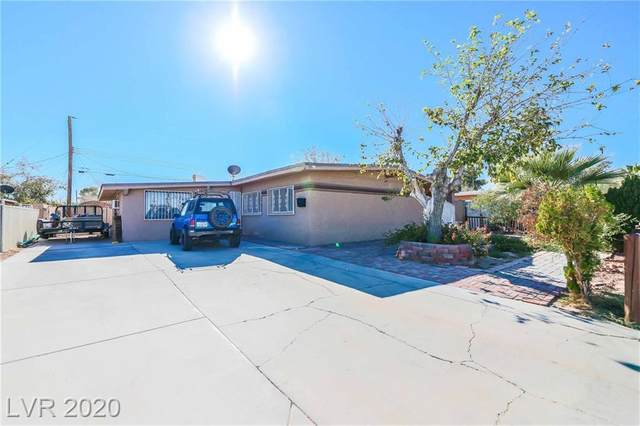 2843 Taylor Ave Avenue, North Las Vegas, NV 89030 (MLS #2249413) :: ERA Brokers Consolidated / Sherman Group