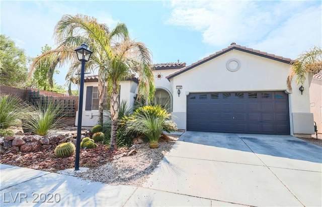 10587 Santerno Street, Las Vegas, NV 89141 (MLS #2249420) :: The Lindstrom Group