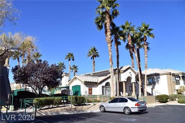 5104 Harvest Time Street #201, Las Vegas, NV 89130 (MLS #2249427) :: Hebert Group | Realty One Group