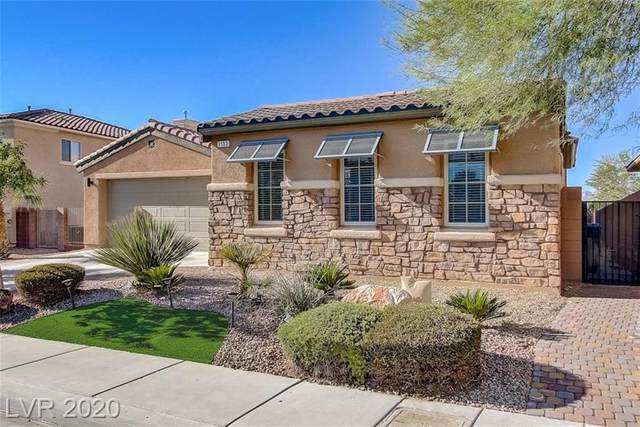 7133 Pipers Run Place, North Las Vegas, NV 89084 (MLS #2249450) :: The Shear Team