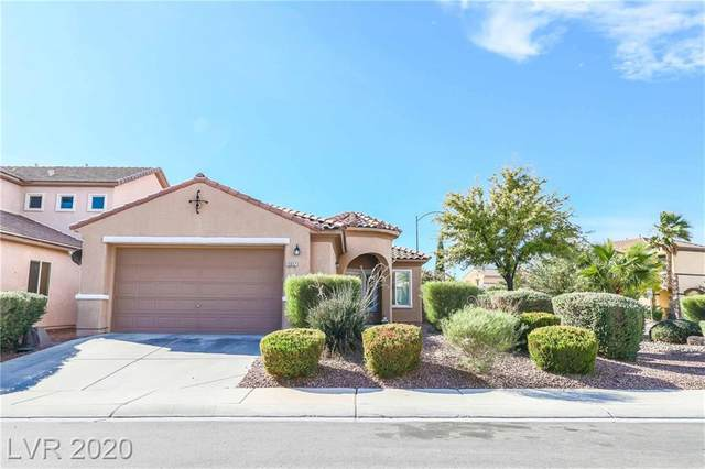 3037 Dowitcher Avenue, North Las Vegas, NV 89030 (MLS #2249545) :: The Shear Team