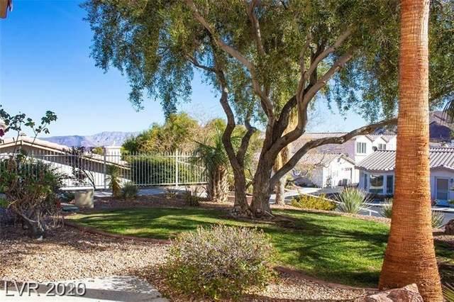 264 Big Horn Drive, Boulder City, NV 89005 (MLS #2249547) :: Signature Real Estate Group
