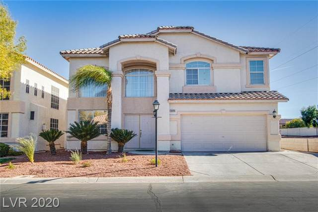 9896 February Falls Street, Las Vegas, NV 89183 (MLS #2249558) :: The Lindstrom Group