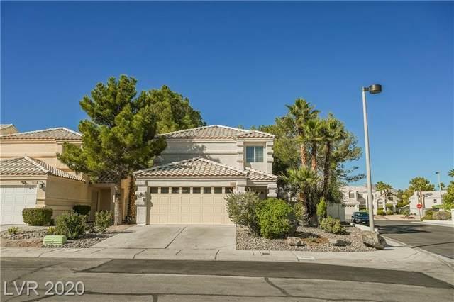 2305 Toro Court, Las Vegas, NV 89117 (MLS #2249559) :: Vestuto Realty Group