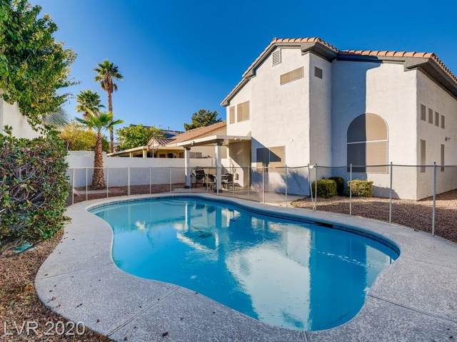 9109 Valley Of Fire Avenue, Las Vegas, NV 89129 (MLS #2249576) :: The Lindstrom Group