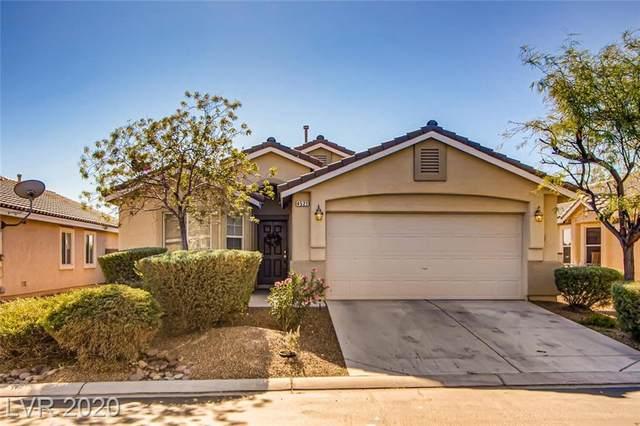 4521 Catfish Bend Road, North Las Vegas, NV 89031 (MLS #2249580) :: Hebert Group | Realty One Group