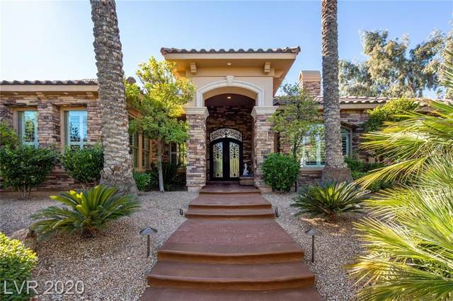 1282 Imperia Drive, Henderson, NV 89052 (MLS #2249602) :: Signature Real Estate Group