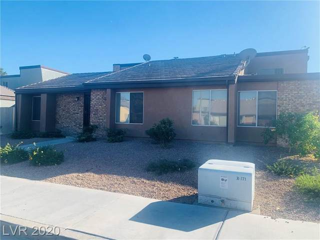 1467 Hialeah Drive B, Las Vegas, NV 89119 (MLS #2249616) :: Signature Real Estate Group