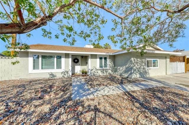2196 Whippletree Avenue, Las Vegas, NV 89119 (MLS #2249673) :: Signature Real Estate Group