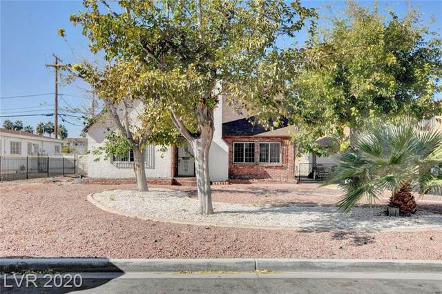 1122 5th Place, Las Vegas, NV 89104 (MLS #2249675) :: Hebert Group | Realty One Group