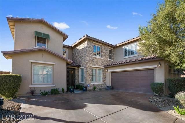 7367 Desertscape Avenue, Las Vegas, NV 89178 (MLS #2249696) :: Signature Real Estate Group