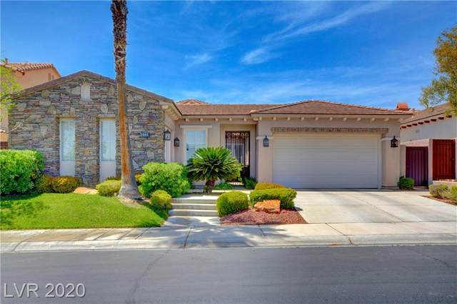 2861 Red Springs Drive, Las Vegas, NV 89135 (MLS #2249734) :: Team Michele Dugan