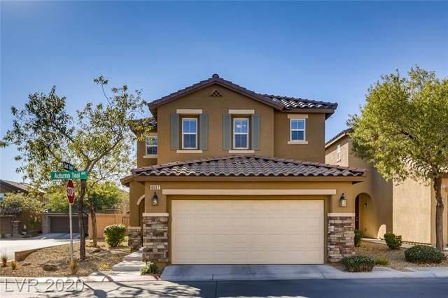 8697 Autumn Teal Avenue, Las Vegas, NV 89178 (MLS #2249735) :: Hebert Group | Realty One Group