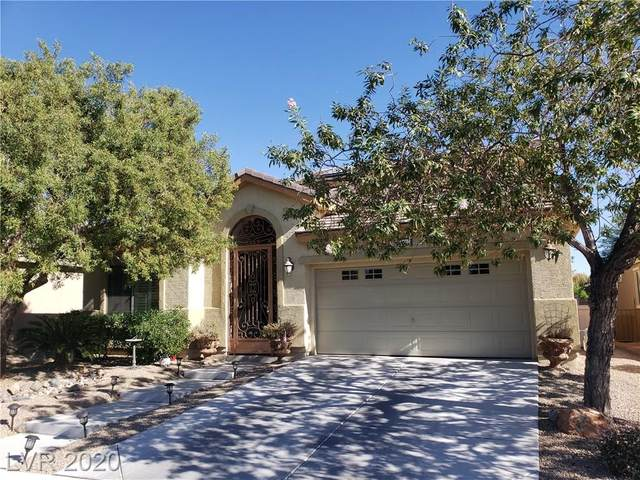 5804 Keystone Crest Street, North Las Vegas, NV 89081 (MLS #2249738) :: Jeffrey Sabel