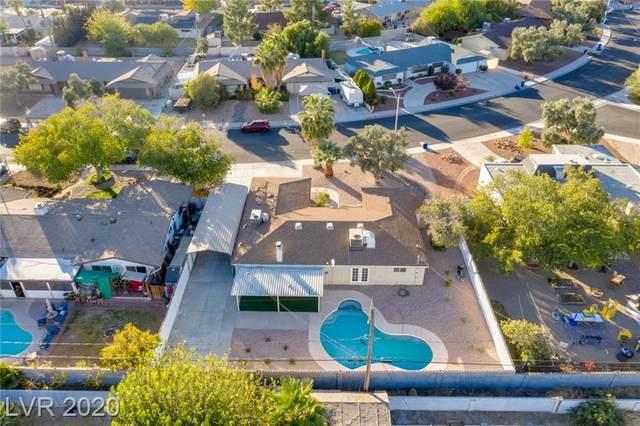 1716 Stonehaven Drive, Las Vegas, NV 89108 (MLS #2249759) :: Billy OKeefe | Berkshire Hathaway HomeServices